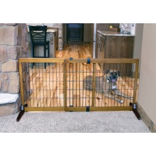 Freestanding & Pressure Mount 28? Tall EXTRA WIDE Pet Gate
