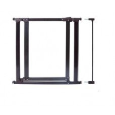 Winston & Sofie Walk-Thru Clear Panel Pressure Gate