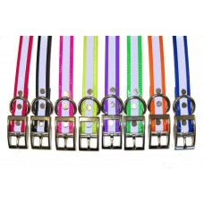 3/4 Inch Universal Reflective Strap - Reflective Blue