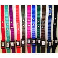 """Sparky Pet Co Invisible Fence Brand Replacement Nylon Collar 3/4"""" 2 Hole"""