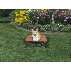 The Portable Pup - Small Pet Bed - Tan